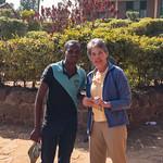 Sue met with Patrick, the Vice Principal.