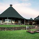 Ngorongoro Sopa Lodge.  We were there two nights.